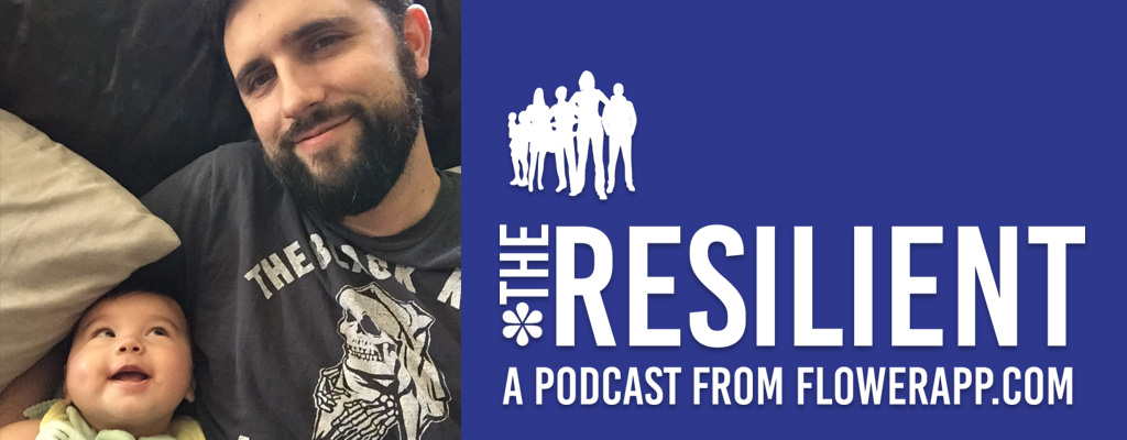 First-Time Dad Josh Kennedy in a new podcast.